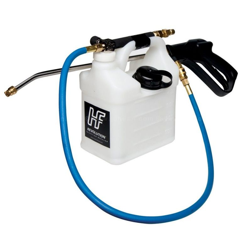 Hydroforce Injection Sprayer Revolution Carpet Cleaning