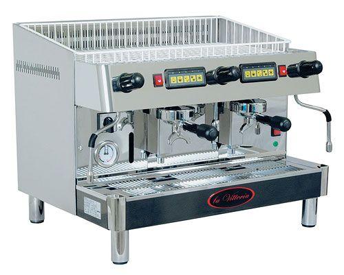 Vittoria 2group Giugiaro Semi Auto Coffee Machine Vittoria