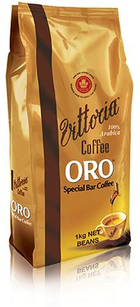 Vittoria Oro Bean 1 Kg Vittoria Coffee Amp Products Catering