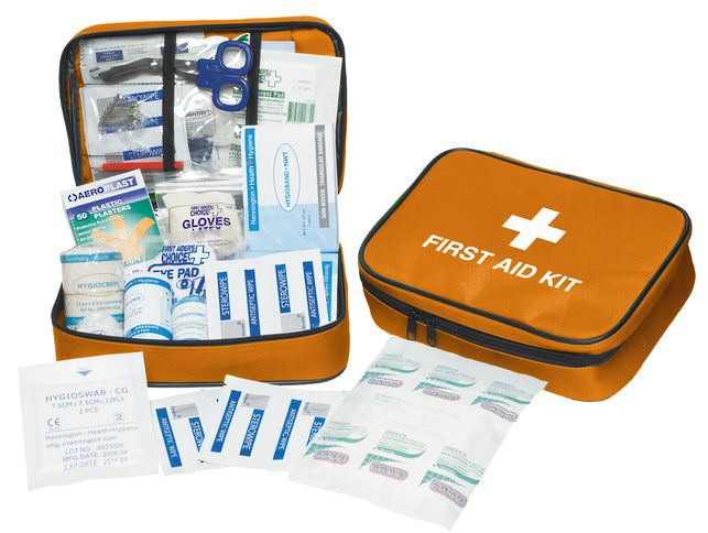 Platinum First Aid Kit LARGE Soft Pack 172 piece First Aid